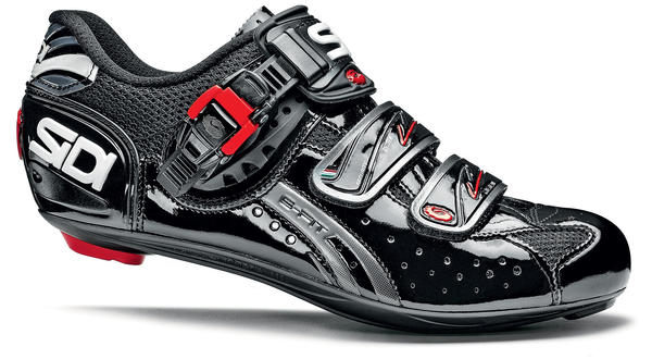 Sidi Genius Fit Carbon Shoes - Women's Color: Black