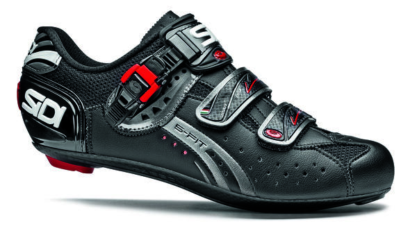 Sidi Genius 5 Fit Carbon Mega Color: Black
