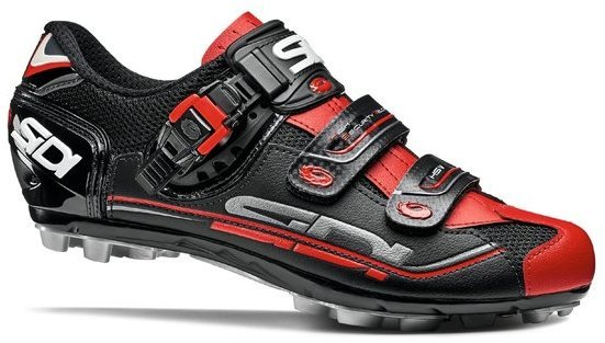 Sidi MTB Dominator 7 Black/Red