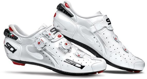 Sidi Wire Carbon White Color: White