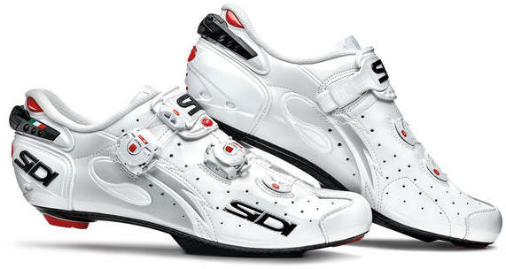 Sidi Wire Carbon Air White