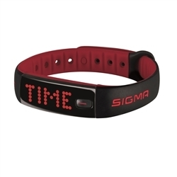 Sigma Sport Activo Color: Black/Red