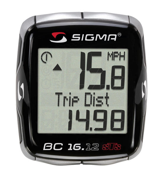 Sigma Sport BC 16.12 STS