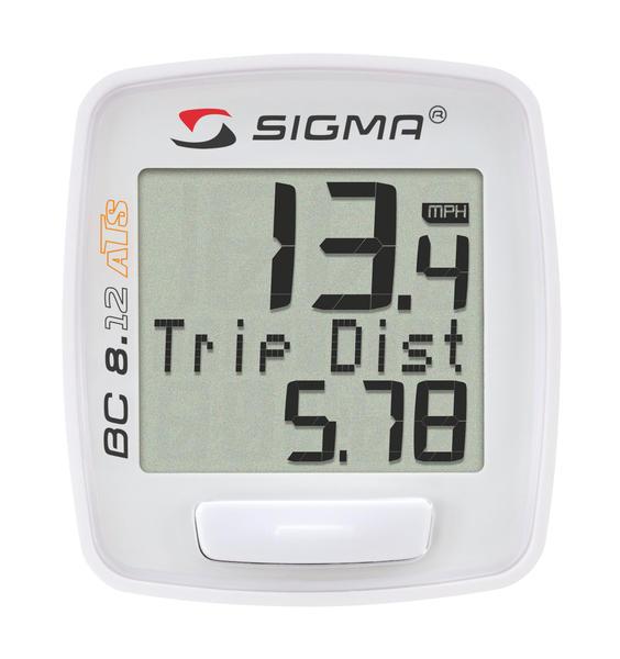 Sigma Sport BC 8.12 ATS
