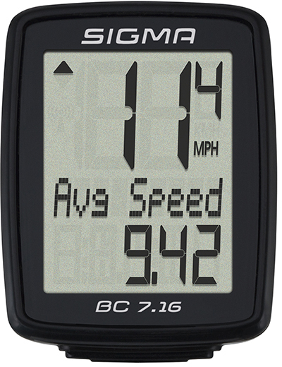 Sigma Sport BC 7.16