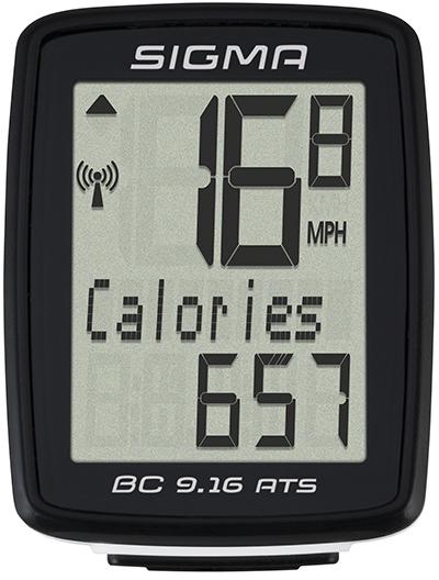 Sigma Sport BC 9.16 ATS