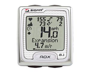 Sigma Sport Rox 8.1