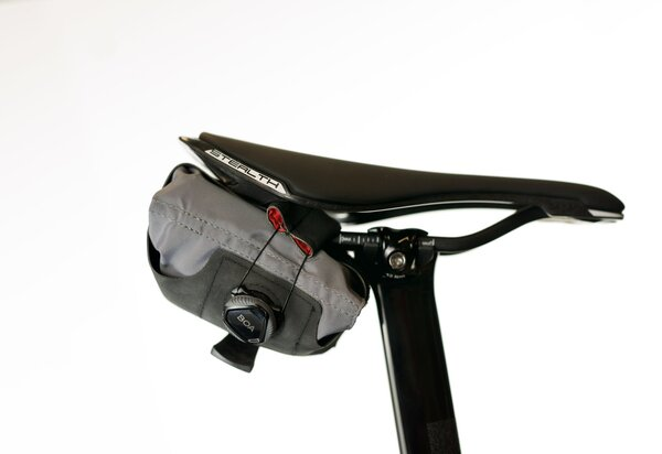 Silca Seat Roll Asymmetrico Color: Black