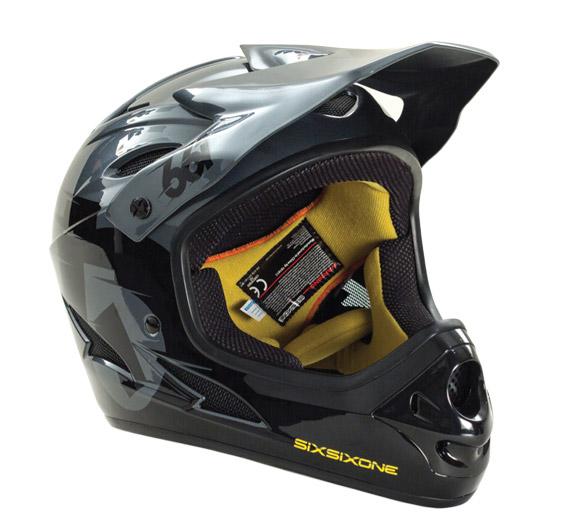 SixSixOne Comp Full Face Helmet