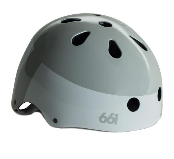 SixSixOne Dirt Lid Helmet Color: Gray