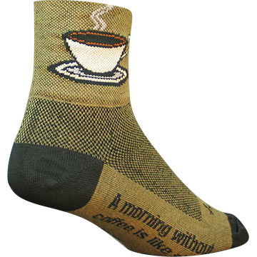 SockGuy Java Socks Color: Java