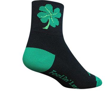 SockGuy Lucky Black Socks