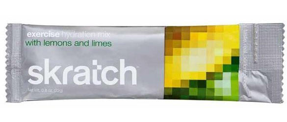 Skratch Labs Exercise Hydration Mix Flavor | Size: Lemons + Limes | Single Serving