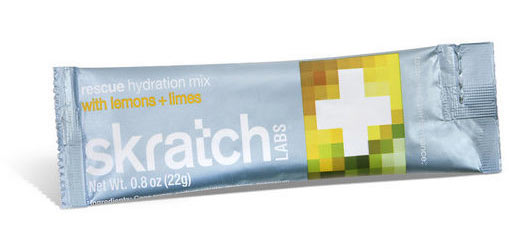 Skratch Labs Rescue Hydration Mix Flavor | Size: Lemons + Limes | Single Serving