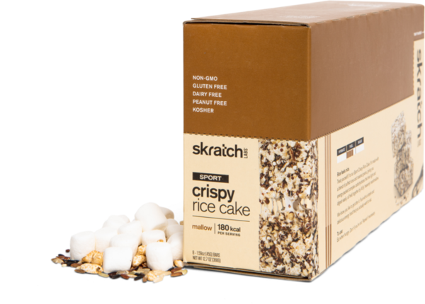 Skratch Labs Sport Crispy Rice Cake