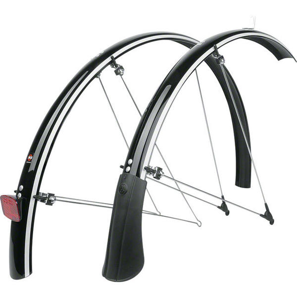 SKS B45 Reflective Commuter II (Bluemel) Fender Set