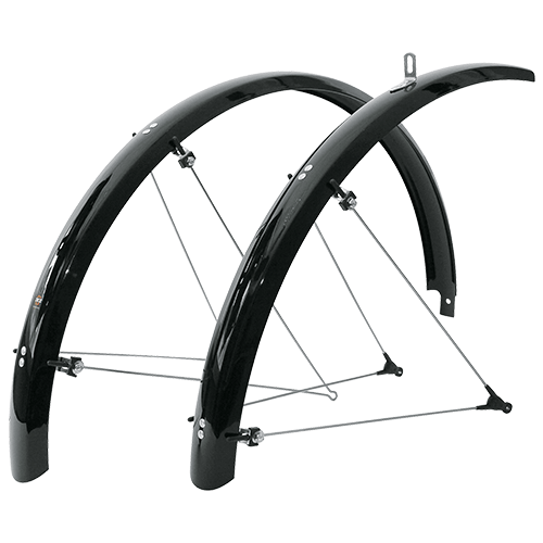 "SKS B53 For 20"" Commuter II (Bluemel) Fender Set, For Recumbent / Folding Bike"
