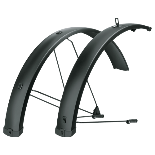 SKS Bluemels 75 U Fender Set Color: Black