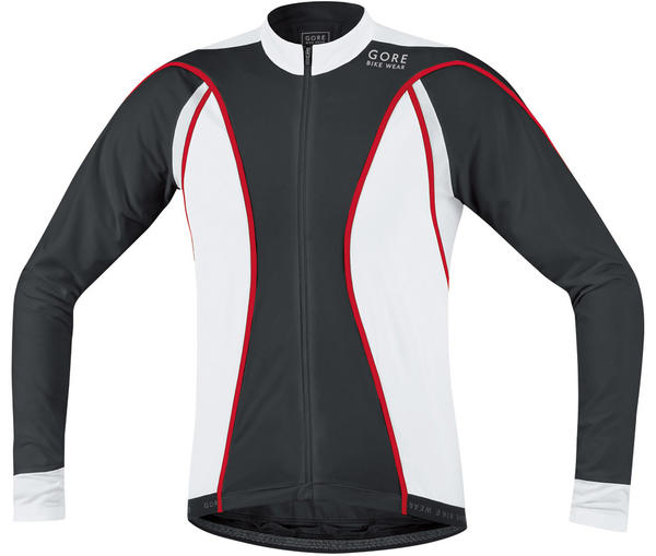 Gore Wear Oxygen FZ Jersey Long