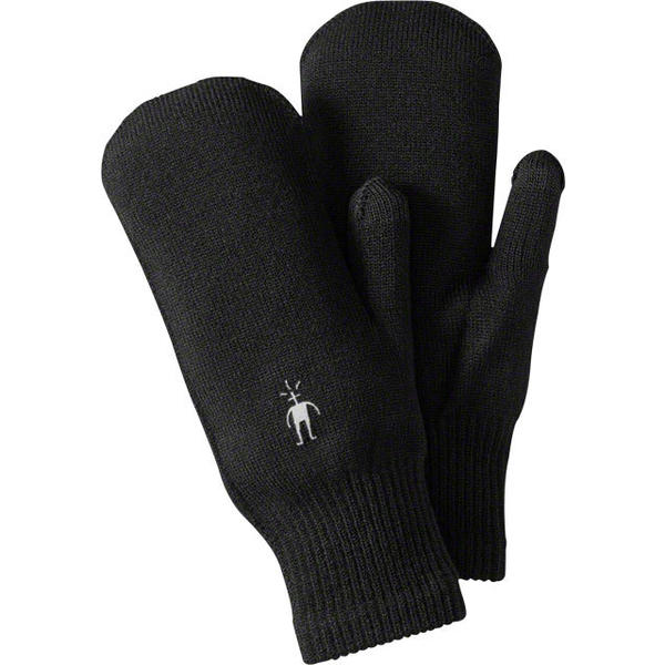 Smartwool Knit Mitt Color: Black