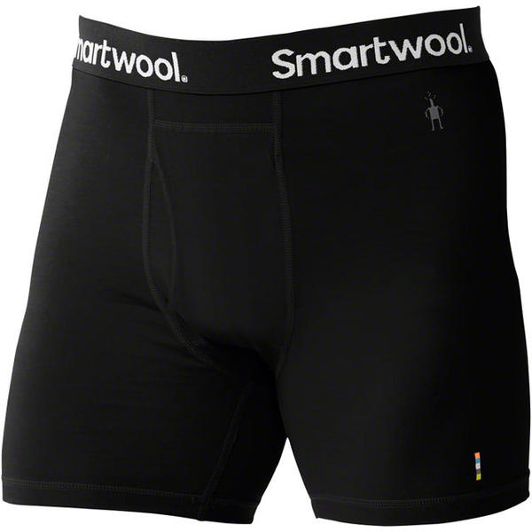 Smartwool Merino 150 Boxer Brief Color: Black