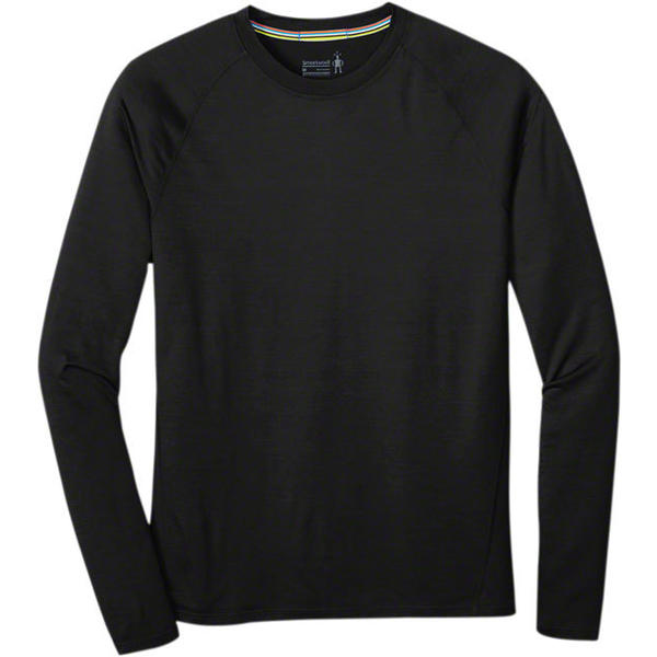 Smartwool Men's Merino 150 Long Sleeve Base Layer Top Color: Black