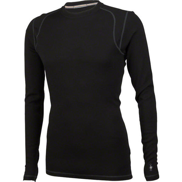 Smartwool Men's Merino 250 Base Layer Crew Color: Black