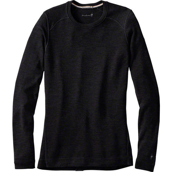 Smartwool Women's Merino 250 Base Layer Crew Color: Black