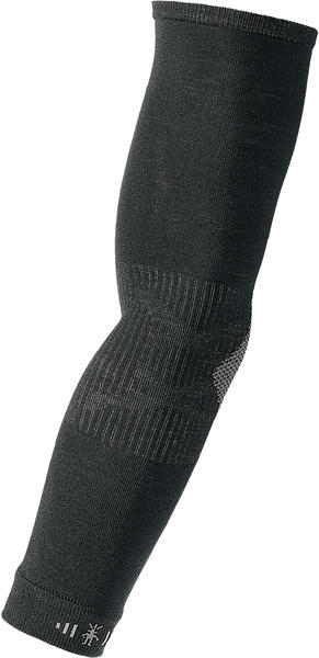 Smartwool PhD Knit Arm Warmers Color: Black