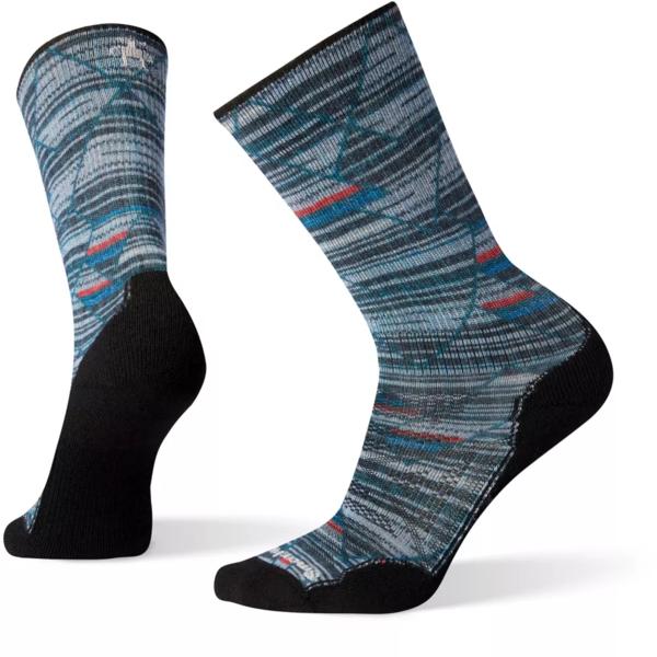 Smartwool PhD Outdoor Light Margarita Mash-Up Print Crew Socks