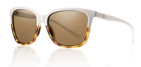 Smith Optics Colette - Women's Color | Lens: White Fade Tortoise | Brown