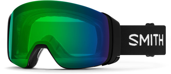 Smith Optics 4D Mag Color | Lens: Black | Chr Everyday Green Mir|Chr Storm Yellow Flash