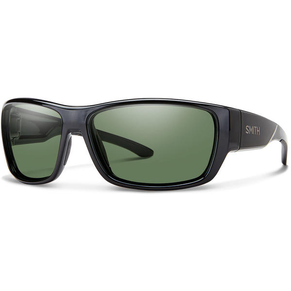 Smith Optics Forge Color | Lens: Black | Polarized Gray Green