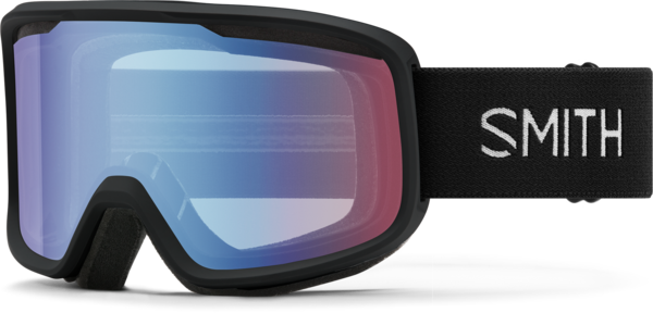 Smith Optics Frontier Color | Lens: Black | Blue Sensor Mirror