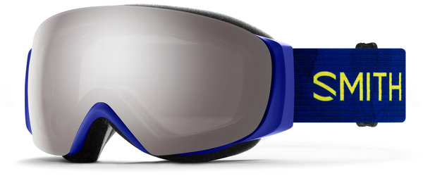 Smith Optics I/O Mag S Color | Lens: AC/Elena Hight | Chr Sun Platinum Mir|Chr Storm Yellow Flash