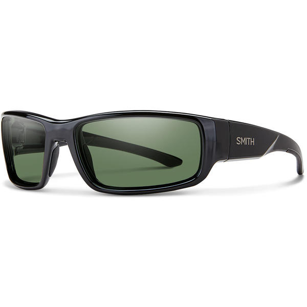 Smith Optics Survey Color | Lens: Black | Polarized Gray Green