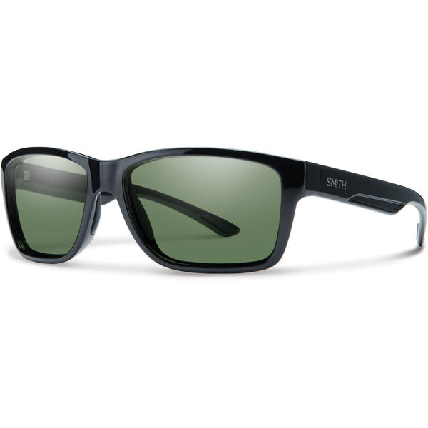 Smith Optics Wolcott Color | Lens: Black | Chromapop Polarized Gray Green
