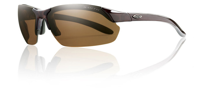 Smith Optics Parallel Max Color | Lens: Brown Fishing | Polarized Brown