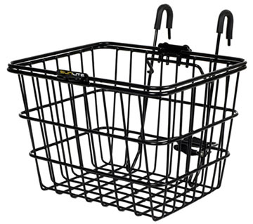 Sunlite Mini Lift-Off Basket Color: Black