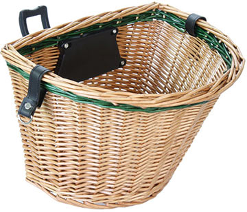 Sunlite Wicker QR Basket