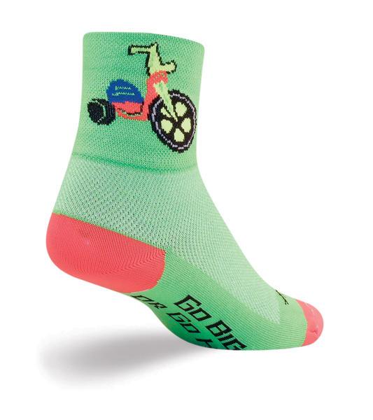 SockGuy Bigger Wheel Socks