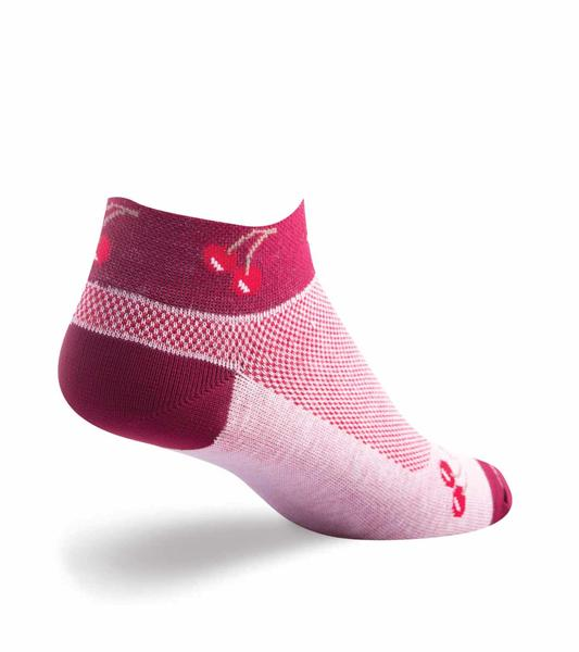 SockGuy Cherry Pie Socks - Women's