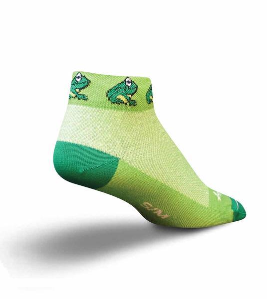 SockGuy Froggie Socks - Women's
