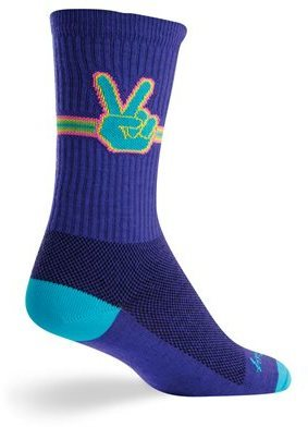 SockGuy Peace Out