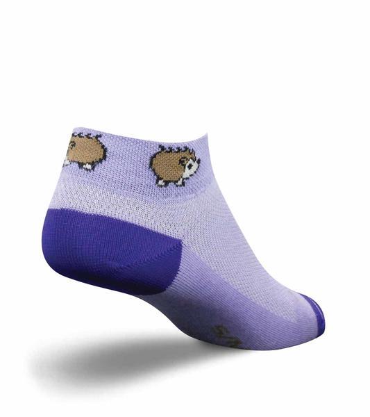 SockGuy Porcupine Socks
