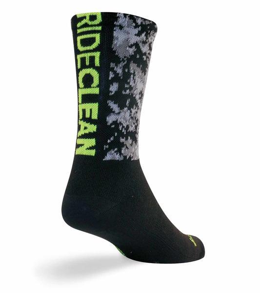 SockGuy Ride Clean Socks