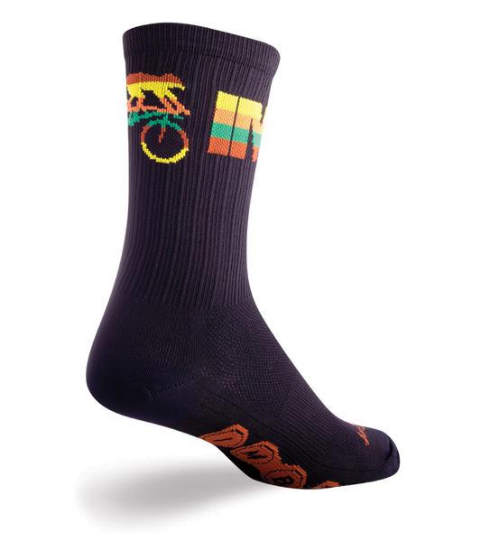 SockGuy SGX 6-inch Socks (IMBA)