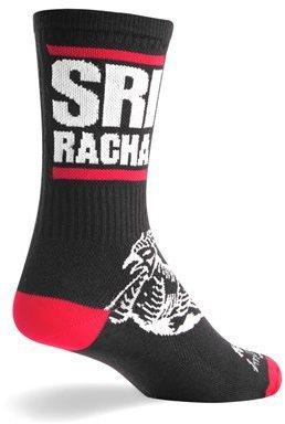 SockGuy Sriracha Black