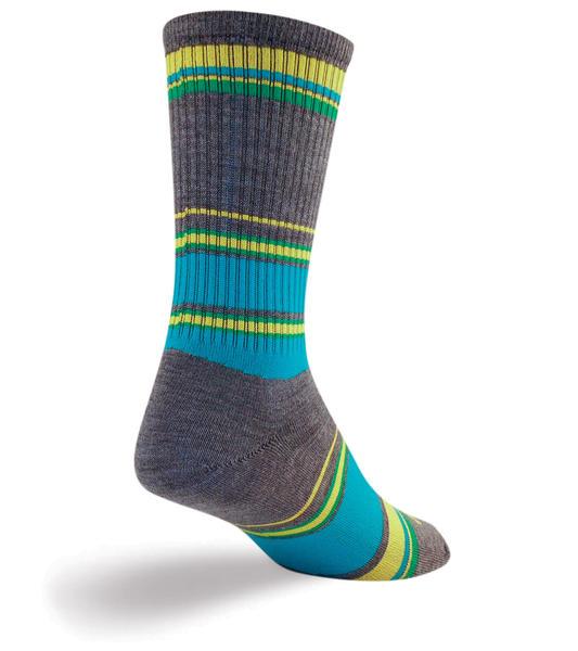SockGuy Wool Socks (River)