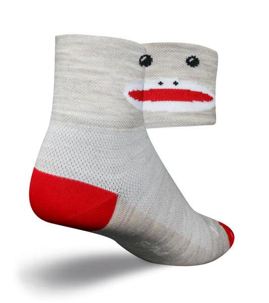SockGuy Wool Socks (Monkey)
